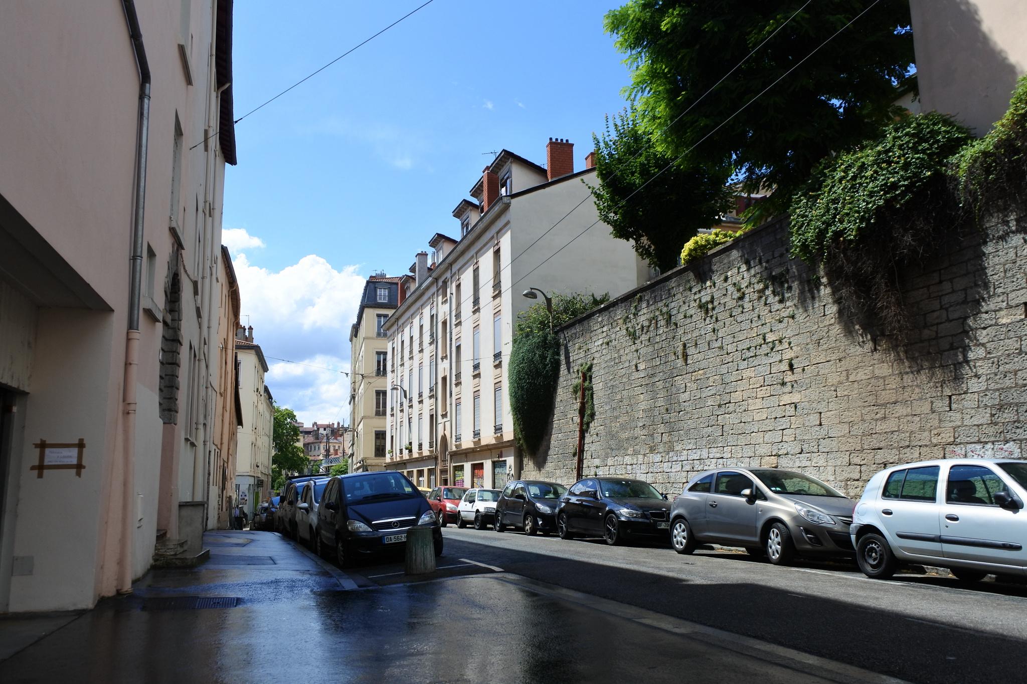 Rue des Tables Claudienne